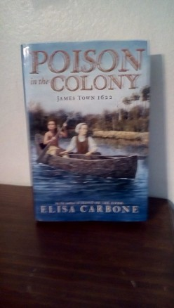 James Town History in Entertaining Novel for the YA Audience