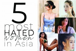 Crazy Beautiful & Talented Asians: 5 Most Loved & Hated Asian Celebrities
