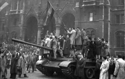 The Hungarian Revolt