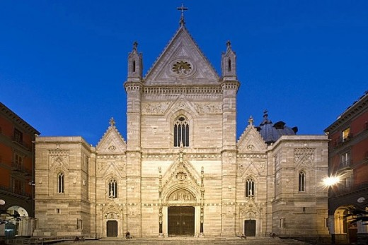 Duomo San Gennaro Naples