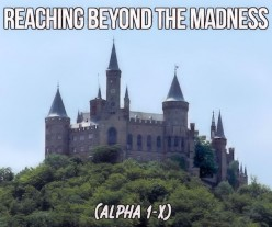 Reaching Beyond the Madness 3