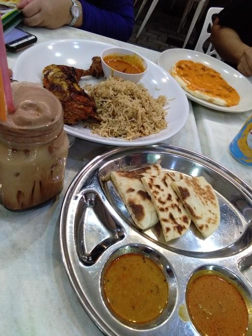 Arabic food, the malay way