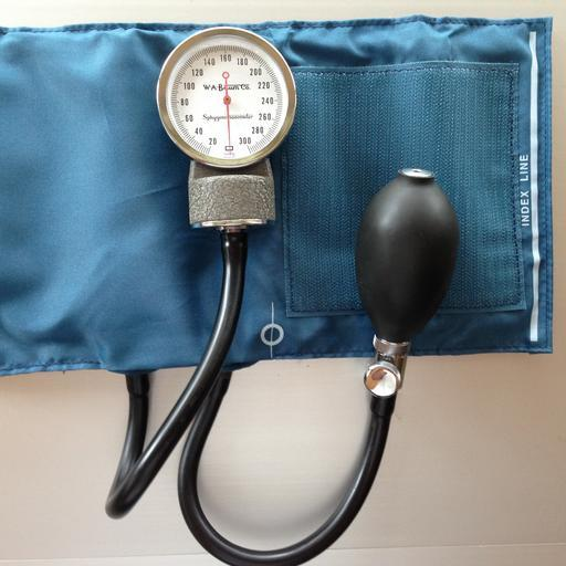 Check your blood pressure