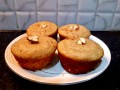 Make Your Evenings Special, With Refreshing Coffee and Delicious Walnut, Cinnamon Cupcakes