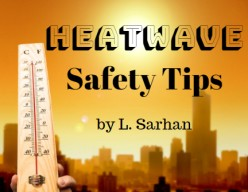 Heatwave Safety Tips
