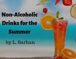 Non-Alcoholic Drinks for the Summer