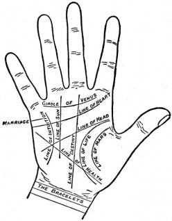 Palmistry, The Blueprint of Life Or a Great Party Trick?