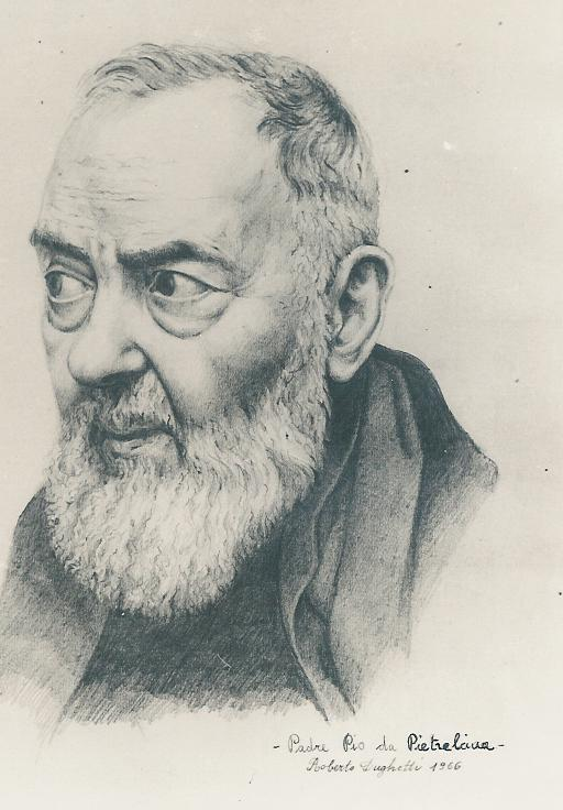 "Saint Pio of Pietrelcina stated: ""Through the study of books one seeks God; by meditation one finds him."""