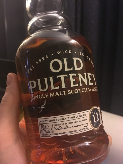 The Old Pulteney 12