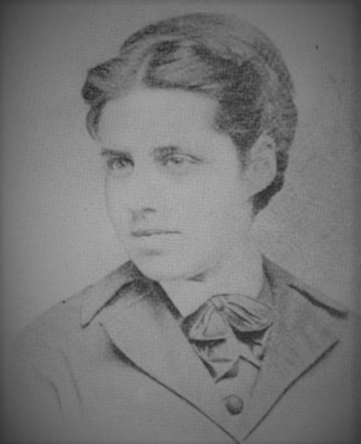 Emma Lazarus, born July 22, 1849 and died Nov 19, 1887. The author of The New Colossus.
