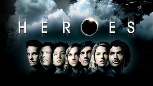 Heroes Cast Poster