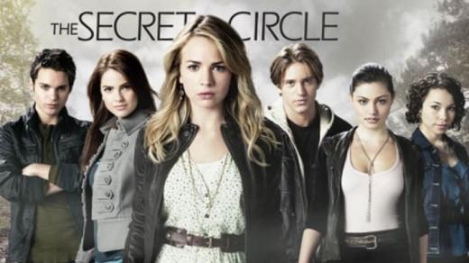 The Secret Circle Cast Poster