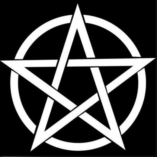 The Wiccan Pentacle! A source of Positive White Magic!