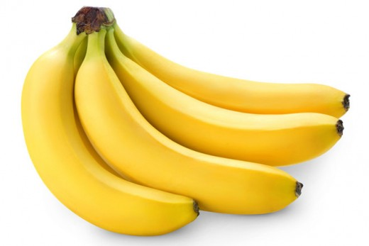 Bananas can help with anxiety