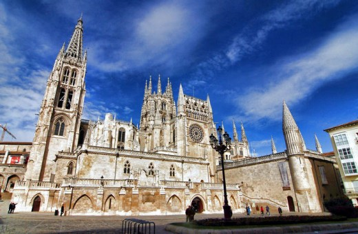 The Cathedral of Saint Mary of Burgos, Burgos