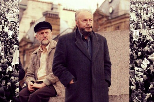 George Galloway has been a long time supporter and friend of Jeremy Corbyn.