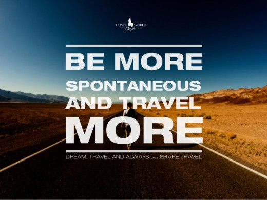Travel More!
