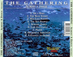 Review of the Album Called Almost a Dance by Dutch Metal Band The Gathering