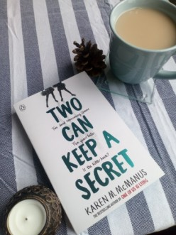Book Reviews and Recommendations: Two Can Keep A Secret by Karen M. McManus