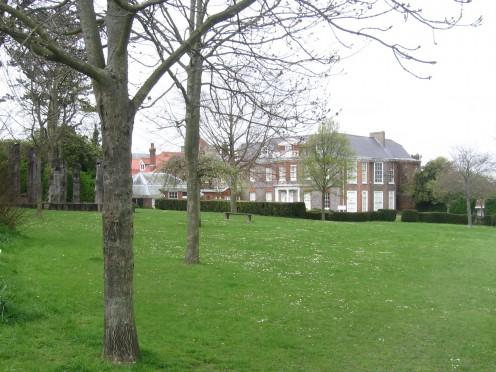 Manor Gardens, Eastbourne