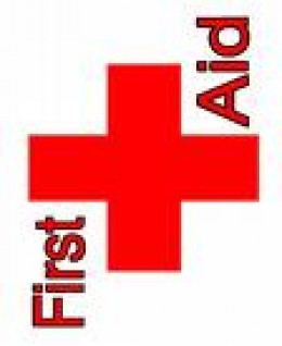 First aid cuts to fingers