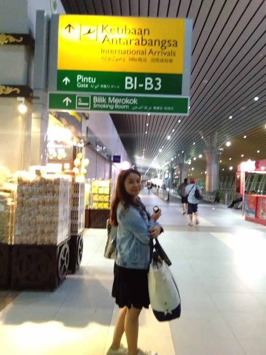 Thank you Kota Kinabalu...it was a pleasure having visited you.