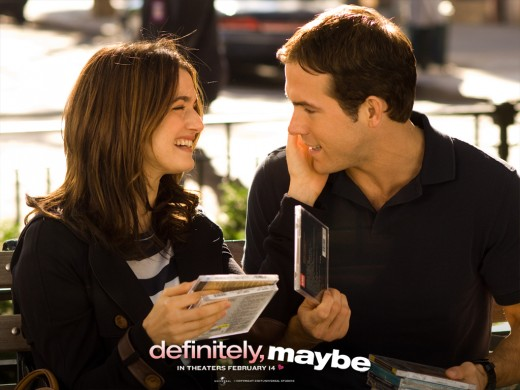 Definitely, Maybe movie scene