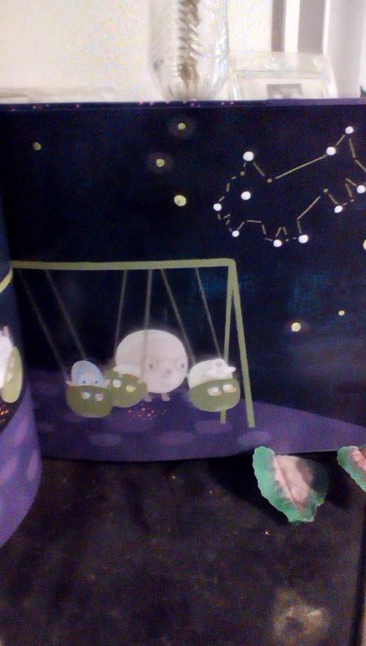 Moon Babies explore the sky