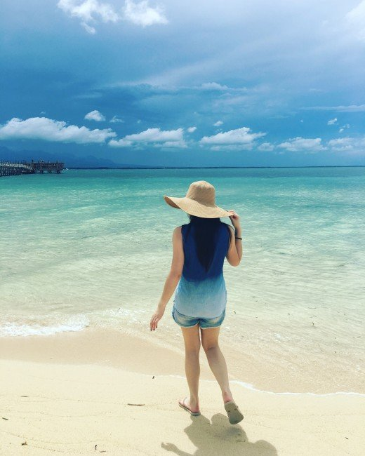 Lakawon Island, Philippines