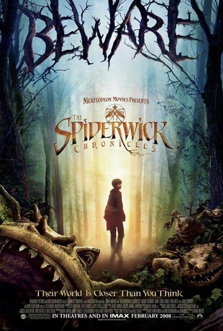 Spiderwick chronicles not so good movie