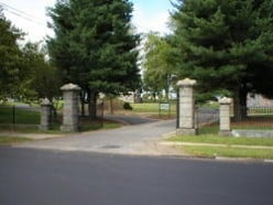 A Cemetery Haunting in Perth Amboy New Jersey