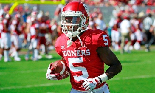 Marquise Brown, WR, Oklahoma