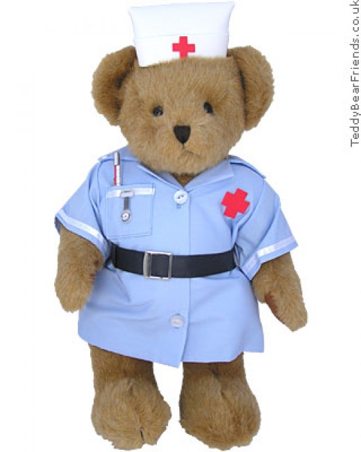 congats for the new RNs! here's a nurse bear for you ;p