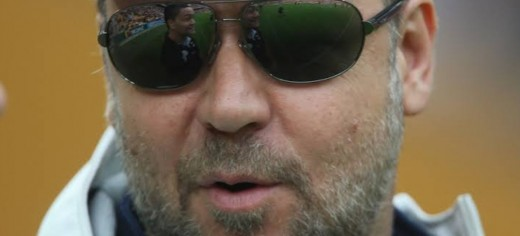 Aussie Actor and Souths Co-owner Russell Crowe. Image: NRL