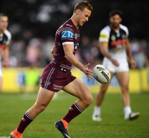 Manly Captain Daly Cherry-Evans. Image: NRL