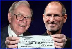 5 Secrets That Can Make You a Billionaire!