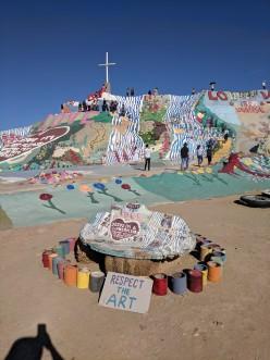 Touring the Salton Sea 3 - Salvation Mountain