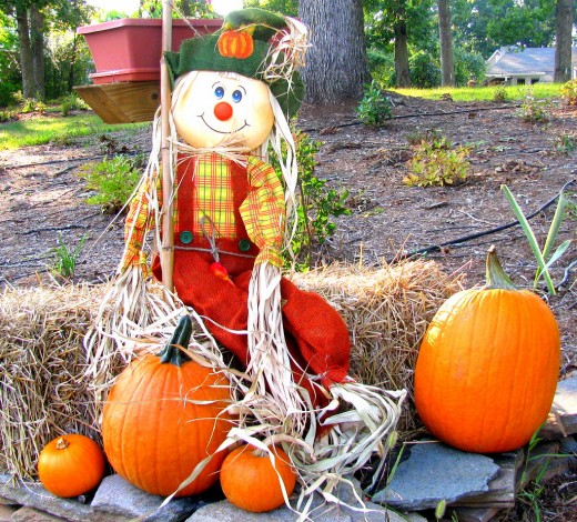 You can decorate your altar or home for Mabon.