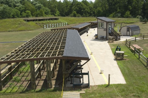 Another view of Shooting Range