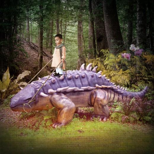 Dinosaur Tamer