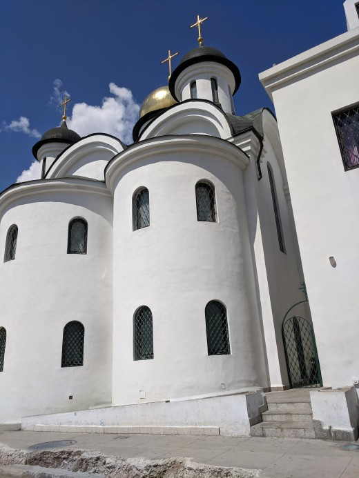 This is a new church & not a museum.  Discretely built between 2004 & 2008 as part of Regime's improving relations.  Like former USSR, Cuba is officially atheist but in post communist Russia Orthodox church now plays major role in Russian life.