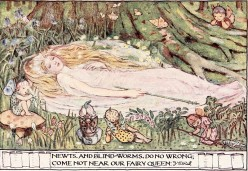 Imagination Vs Reality in a Midsummer Nights Dream