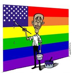 Gay America, Identity Politics Charade, No Need for Democrats