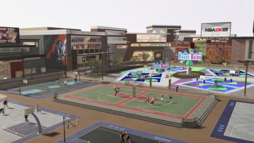 I like the new Neighborhood. It's cool and has more in store in MyCareer