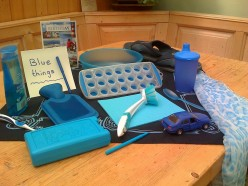 Top 10 Activities With The Color Blue