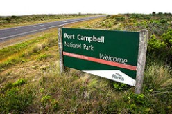 Coastal Plain and Port Campbell National Park