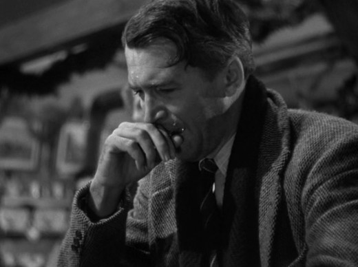 "George Bailey--""It's A Wonderful Life"""