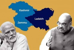 Modi Strikes Down Article 370 but a Sterner Test Is Ahead and Muslim Kashmir Valley Is Restive