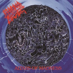 Review of the Album Altars of Madness by American Death Metal Band Morbid Angel