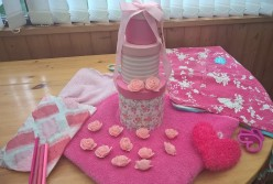A Pink Party Lesson Plan